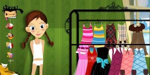 ubieranka, ubieranki dla dzieci, ubieranki dla dziewczyn, gry online dla dzieci