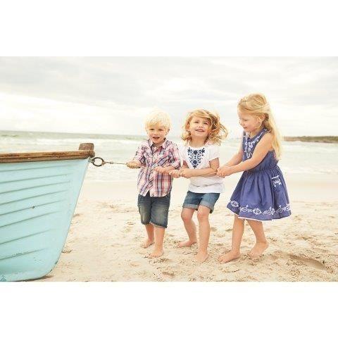 ubrania dla dzieci, Mothercare, kolekcja ubrań wiosna - lato