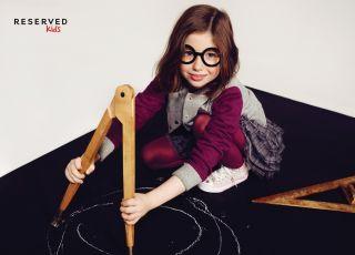 ubrania dla dzieci, Reserved Kids, jesienna kolekcja