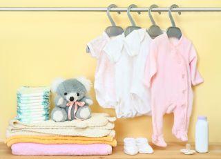 ubrania dla niemowląt