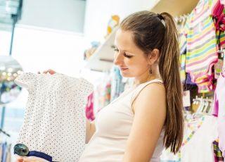 Ubrania niebezpieczne dla zdrowia dziecka