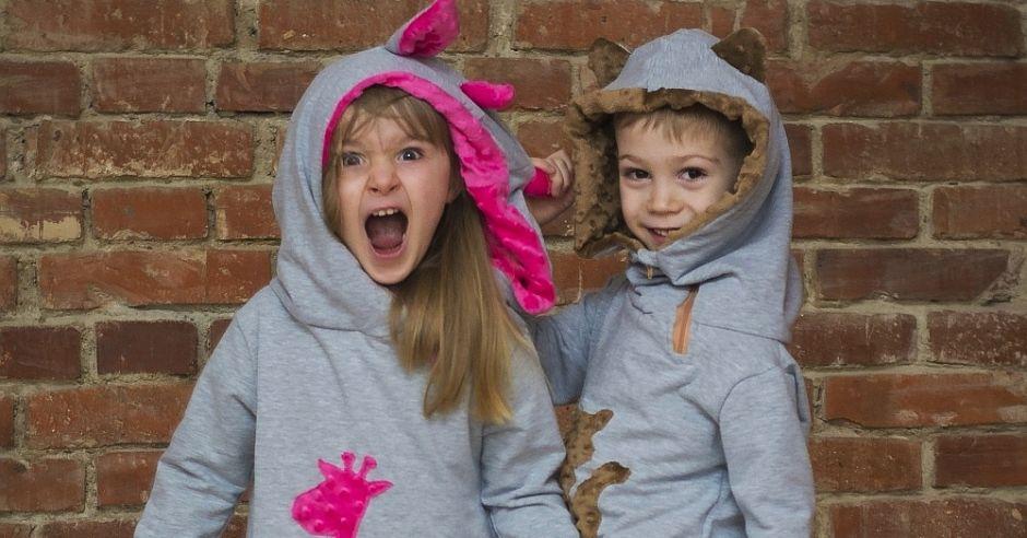 ubranka dla dzieci,  bluzy dla dziewczynki, jesień i zima 2016-2017