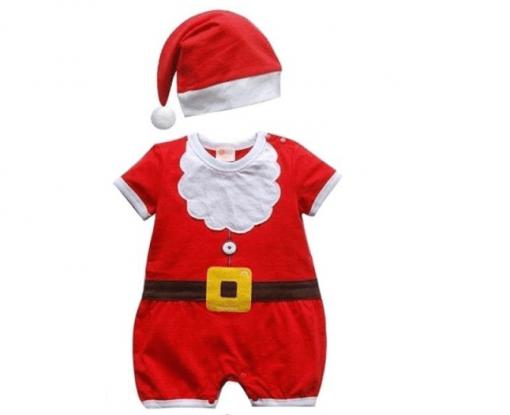 ubranko świąteczne dla niemowląt