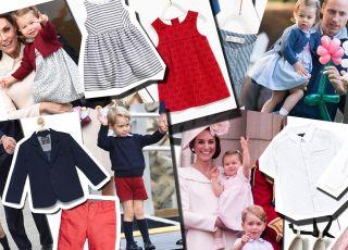 Podoba ci się jak księżna Kate ubiera swoje dzieci? Zainspiruj się!