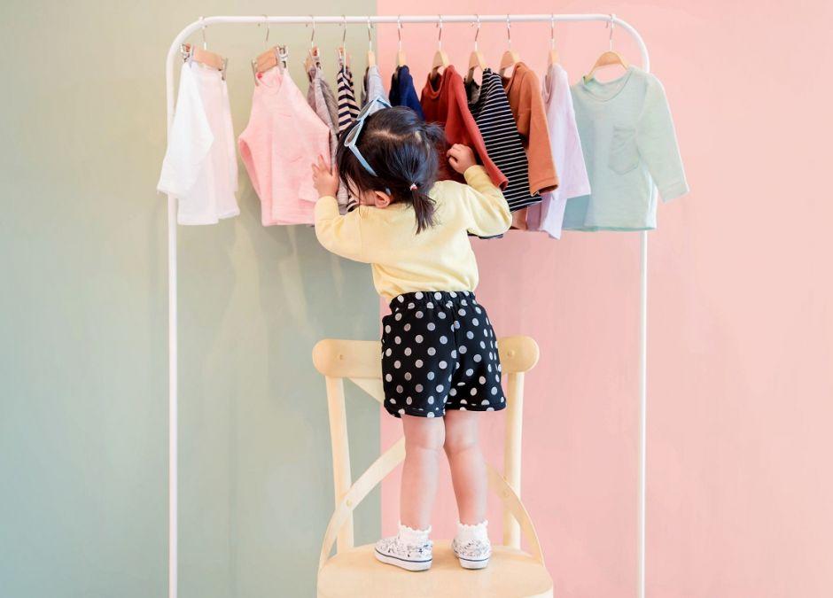 Ubranka z internetu dla dzieci