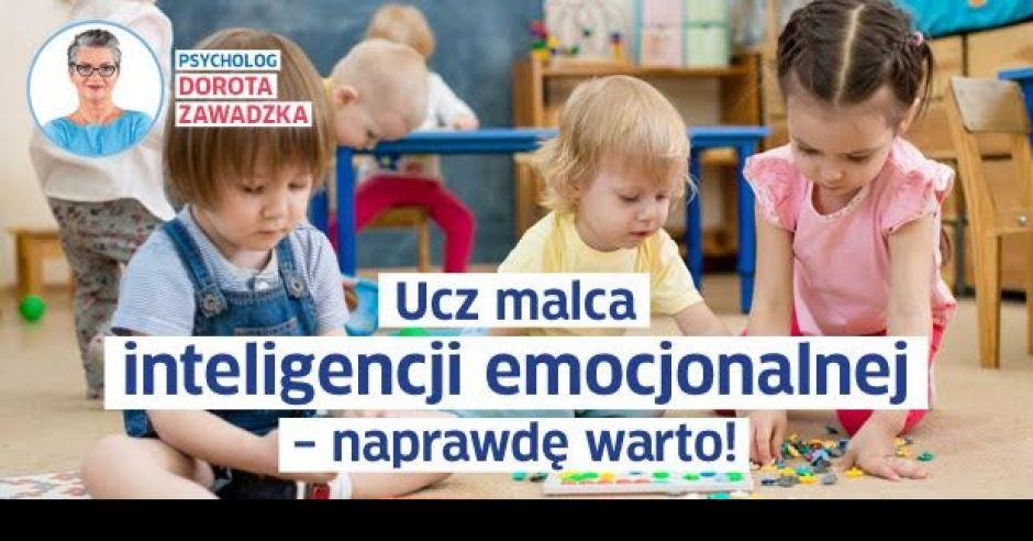 ucz inteligencji emocjonalnej