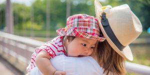 Uczulenie na słońce u dziecka