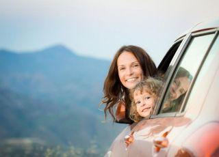 udana podróż z dzieckiem