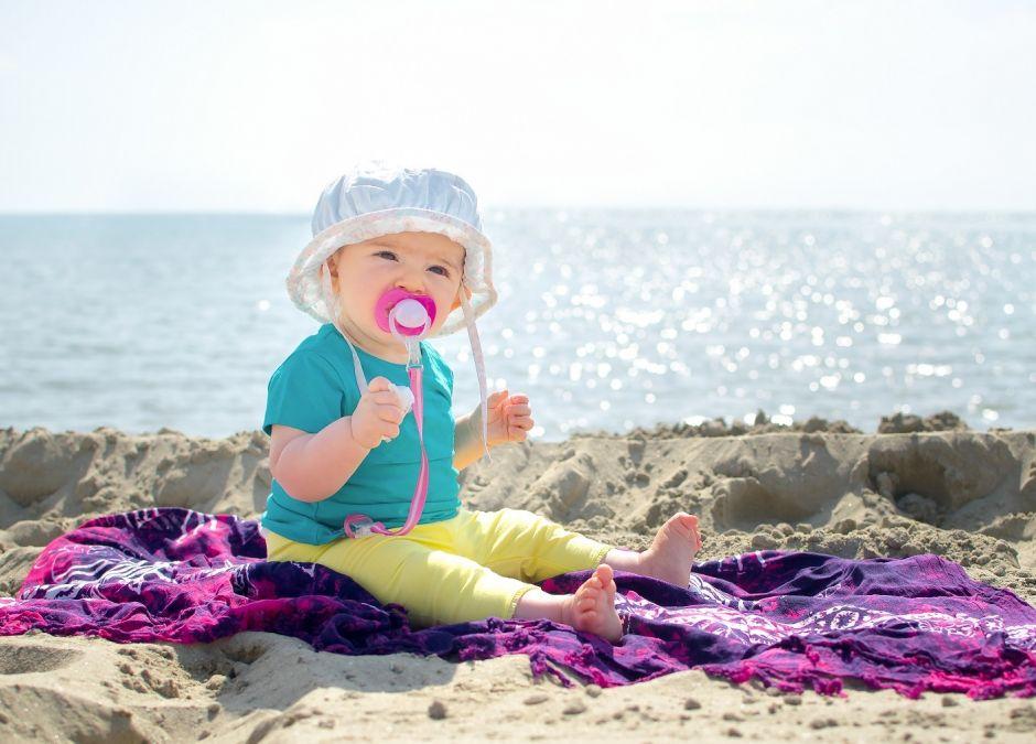 udar słoneczny u dziecka