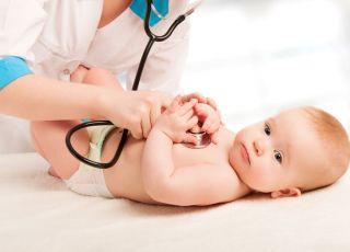 układ odpornościowy dziecka