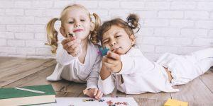Układanie puzzli a nauka czytania i pisania