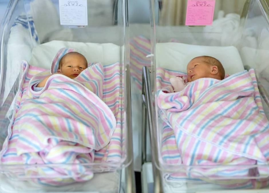 ukraińskie surogatki rodzą w jednym z warszawskich szpitali