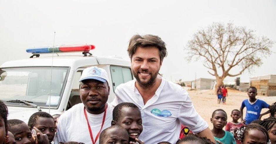 UNICEF i Pampers - walka z tężcem