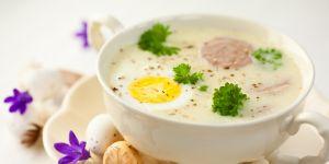 żurek, żur, zupa, wielkanoc, jajko, Wielkanoc