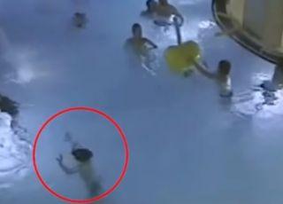 Utonięcie dziecka na basenie