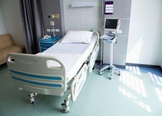 W szpitalach zakaźnych zaczyna brakować łóżek dla pacjentów