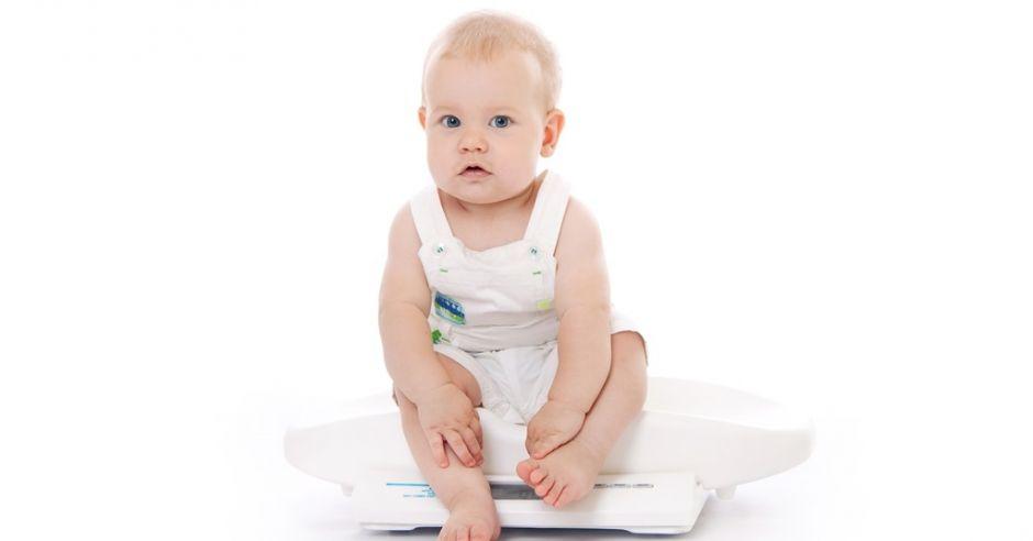waga dziecka w 10 miesiącu życia