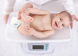 Waga dziecka w 3. miesiącu życia