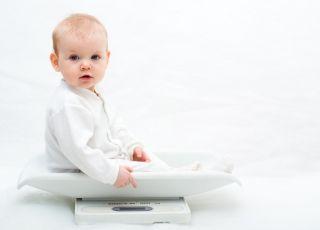 waga dziecka w 8 miesiącu życia