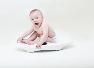 waga dziecka w 9 miesiącu życia