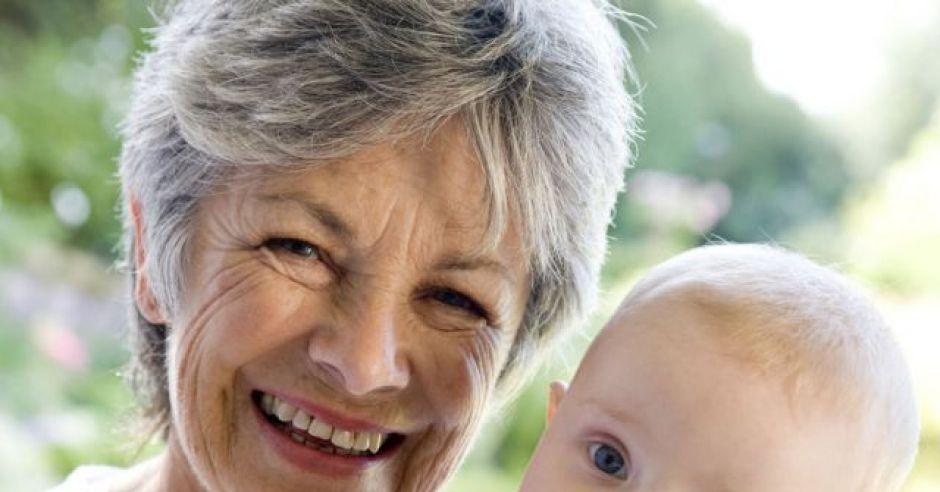 wakacje, babcia, dziecko