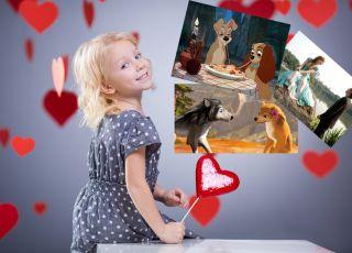 Walentynki z dzieckiem, filmy dla dzieci na Walentynki