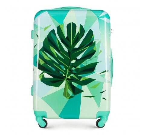 walizka z ABS-u