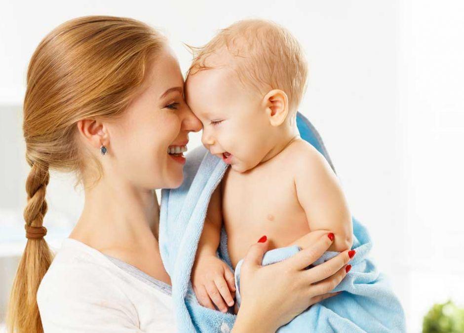 Wanienka dla niemowlaka