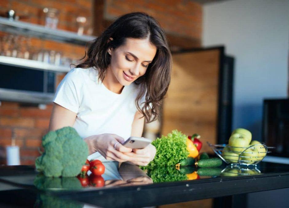 warzywa a karmienie piersią