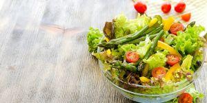 Warzywa - dieta dla kobiety w ciąży/ interaktywny talerz dla kobiet w ciąży