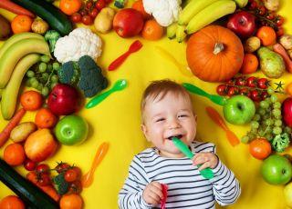 warzywa dla niemowlaka