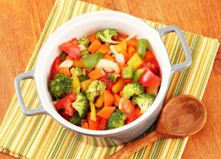 warzywa, gulasz, mięso, zupa