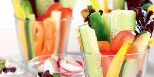 warzywa, kuchnia, szklanka