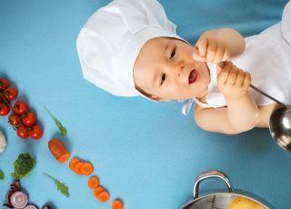 Warzywa w diecie dziecka - konkurs na Babyonline.pl