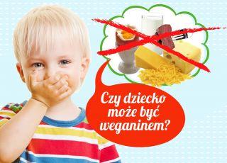 Czy dieta wegańska u dziecka to szkodliwa fanaberia? [WYWIAD Z EKSPERTEM]