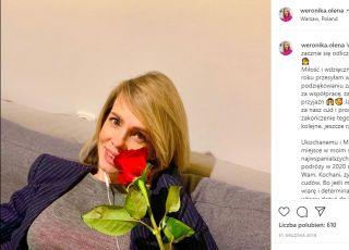 Weronika Marczuk o porodzie chorego dziecka