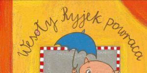 Wesoły ryjek, audiobook, audiobook dla dzieci