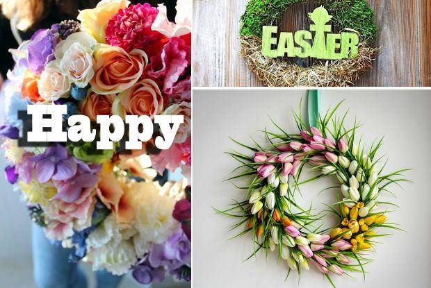 Wianki Wielkanocne Te Są Najmodniejsze Aż 25 Dekoracji Zdjęcia