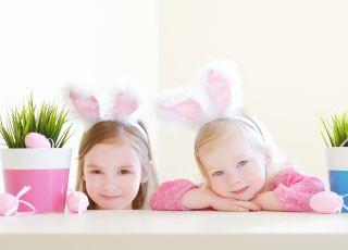 wielkanocne atrakcje dla dzieci, zajączek
