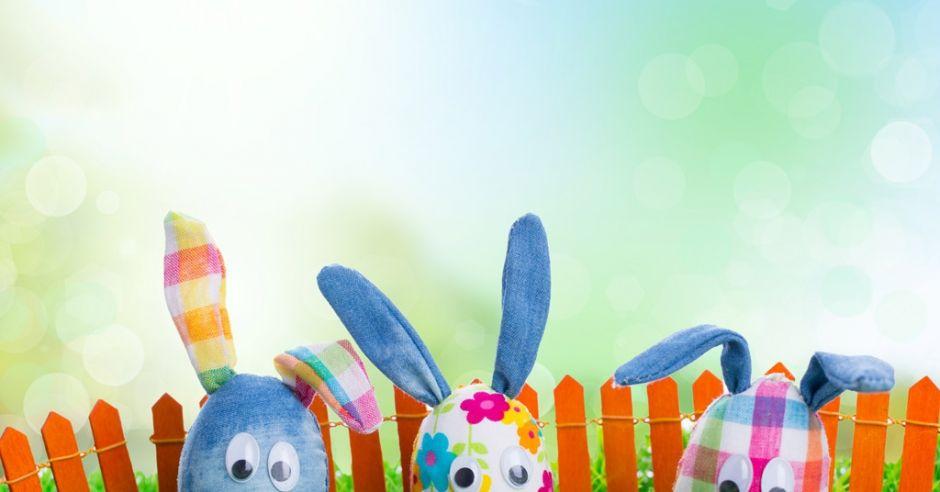 wielkanocne pisanki, ozdabianie jajek z dzieckiem