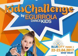 Wielki turniej tańca dla dzieci