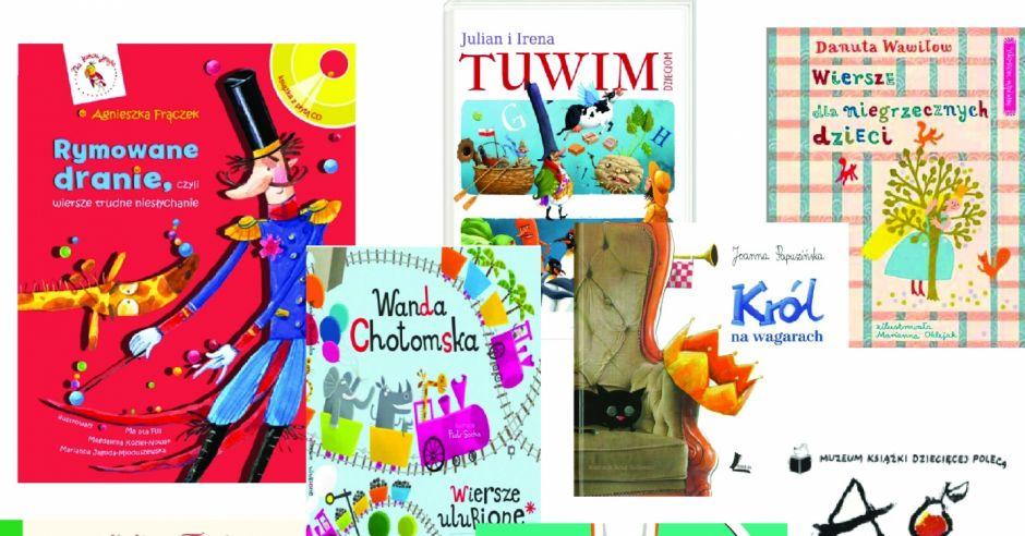 Wiersze Dla Dzieci Wiersze A Rozwój Mowy Mamotojapl