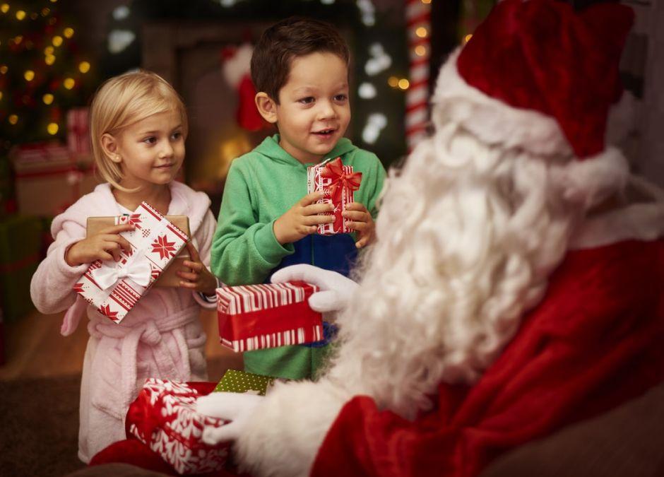 Wierszyki na spotkanie z Mikołajem