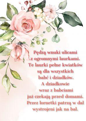 wierszyki na dzień babci - wierszyk 2