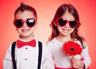 Wierszyki na Walentynki dla dzieci