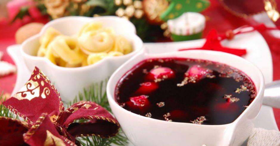 wigilia, stół wigilijny, święta, Boże Narodzenie, kuchnia świąteczna