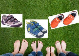 Wiosenne buty dla dzieci
