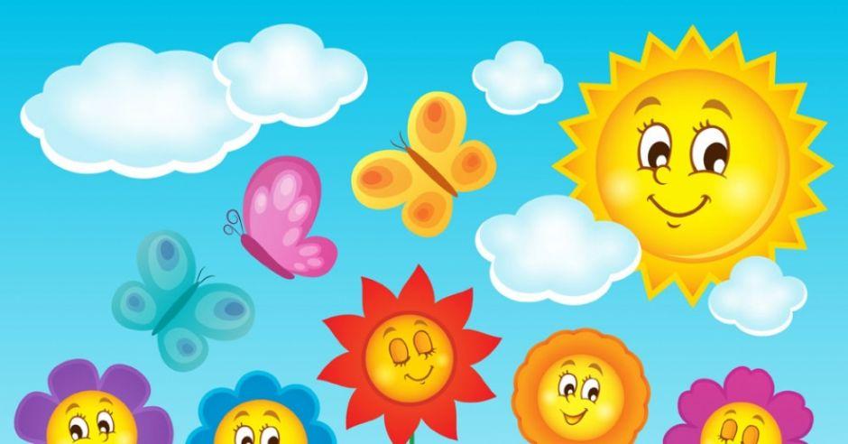 Wiosenne Kolorowanki Dla Dzieci Do Druku Mamotojapl