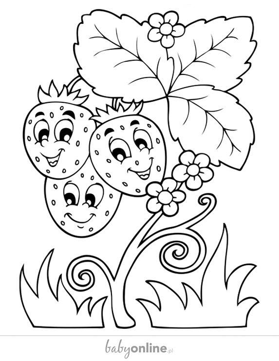 Wiosenne Kolorowanki Dla Dzieci Do Druku Strona 9 Mamotojapl