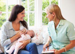 Wizyty położnej środowiskowej po porodzie